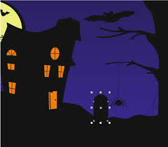 halloween background for word doc make a halloween card corel discovery center