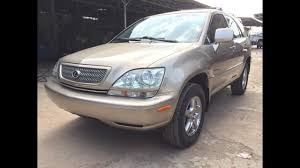 lexus rx300 transmission for sale 2002 lexus rx 300 coach edition youtube