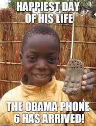 Phone Meme - obama phone 6 imgflip