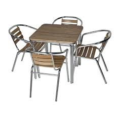 Aluminium Bistro Table And Chairs Bistro Patio Set U2013 Euro Screens