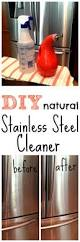 Best Way To Clean Kitchen Floor by Best Homemade Stainless Steel Cleaner Recipe Stainless Steel