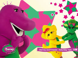 barney friends wallpaper 47 images
