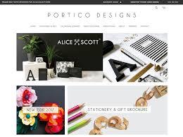 portico designs simply websites