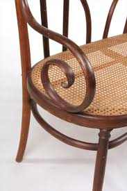 Rattan Settee Igavel Auctions Bentwood And Rattan Settee In The Style Of