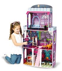 Monster High Doll House Furniture Amazon Com Just Dreamz Spooky Suite Wooden Doll House Toys U0026 Games