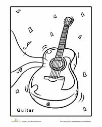 15 coloring pages images music teachers