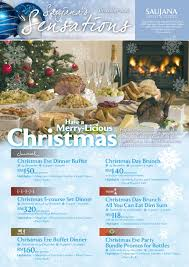hotel lexus di medan christmas and new year u0027s eve dinners f u0026b promotions in kuala