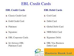 Card One Banking Business Account Ebl