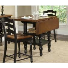 Drop Leaf Bistro Table Pub Tables