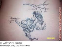 a design picture by lucky draw tattoos wing
