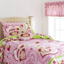 Twin Sheet Set Strawberry Shortcake Twin Sheet Set