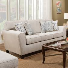 American Casual Living by American Furniture 3100 Sofa With Casual Style Miskelly
