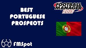 Portugal Football Flag Fm2017 Football Manager 2017 Best Portuguese Young Players