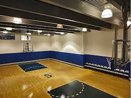 The  Best Indoor Basketball Ideas On Pinterest Luxury Homes - Home basketball court design