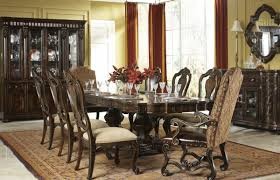 7 piece dining room set kincaid furniture weatherford 7 piece