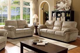 plush microfiber sofa collection