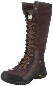 ugg s adirondack boots obsidian ugg adirondack obsidian event waterproof sheepskin boots size