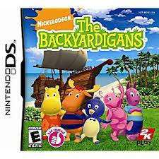 backyardigans ds game