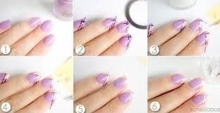 n gel selber designen nagel design ganz einfach selbst zu hause gestalten
