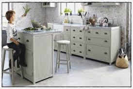 meuble de cuisine ind endant meuble cuisine maison du monde beautiful hostelo