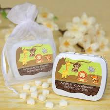 jungle baby shower favors 39 outstanding baby shower favor ideas cheekytummy