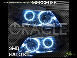 mercedes led headlights 10 13 mercedes benz sprinter van led dual color halo rings headlights