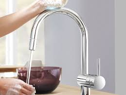 wall faucet kitchen sink u0026 faucet stunning grohe kitchen faucets wall mount kitchen