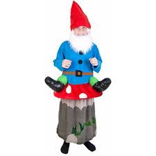 gnome costume for toddlers amazon com child gnome costume small 4 6 toys u0026 games