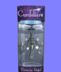 car accessories for the mirror cardelier chandelier for your car