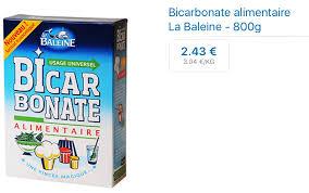bicarbonate de soude cuisine produits ménagers maison écolo et pas chers bienvenue chez katyv