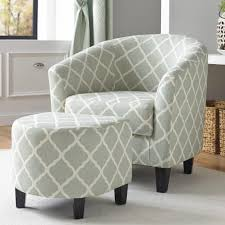 ottomans overstuffed chair and ottoman walmart accent chairs