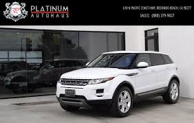 used range rover for sale 2014 land rover range rover evoque pure plus stock 5881 for sale