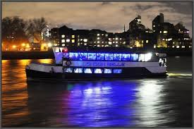 thames river boat hen party m v london belle