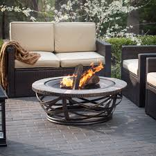 outdoor amazing square fire pit bowl fire pit and patio small