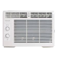 slider window air conditioner shop frigidaire 5000 btu 150 sq ft 115 volt window air conditioner