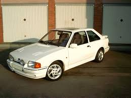 1986 ford escort rs turbo escort mark 4 related infomation