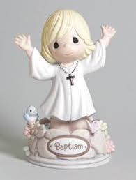baptism figurines precious moments immersed in god s baptism figurine