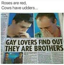 Roses Are Red Violets Are Blue Meme - roses are red cows have udders roses are red violets are