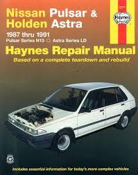 nissan pulsar n13 service manual 28 images 1989 nissan pulsar