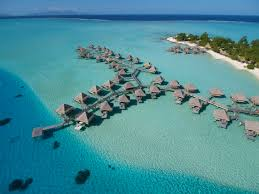 nine overwater bungalows to escape your winter blues huffpost uk