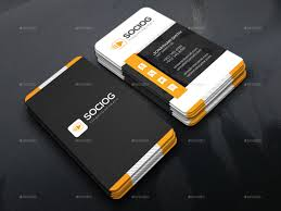 card design business card design 26 free psd ai vector eps format