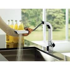 kitchen faucet with pull out spray interesting pull out kitchen faucet with kitchen delta pull out