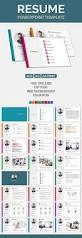 Powerpoint Portfolio Examples Resume Powerpoint Template By Pptx Graphicriver