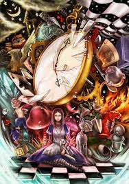 inspiration alice wonderland fan art