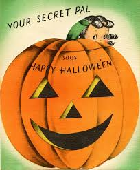 1338 best retro vintage halloween graphics images on pinterest