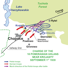 Charge at Krojanty