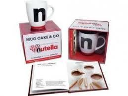coffret livre de cuisine coffret livre de cuisine hachette mugcakes co nutella espace