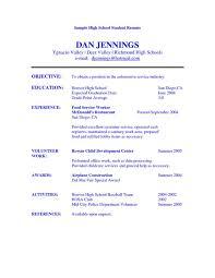 Student Job Resume Examples by Graduate Resume Example Http Www Resumecareer Info