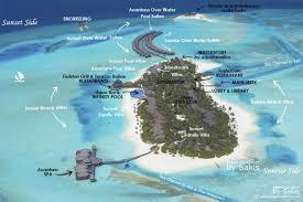 maldives map anantara dhigu maldives resort maps
