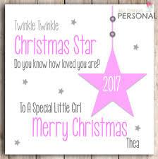 1st christmas card ebay